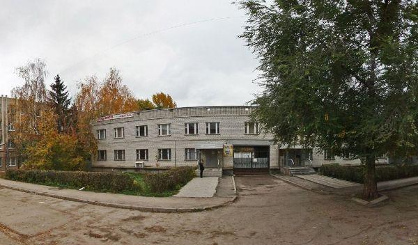 Офисное здание на ул. Черемшанская, 93А