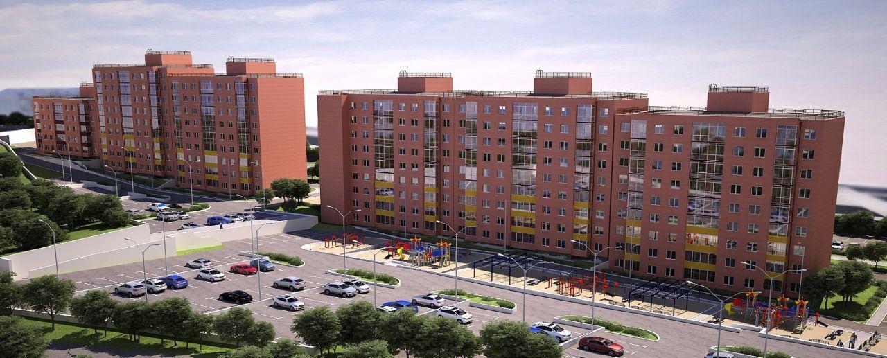 жилой комплекс Иркутский Дворик-2