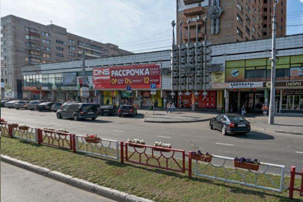 Торговый центр Берёзка