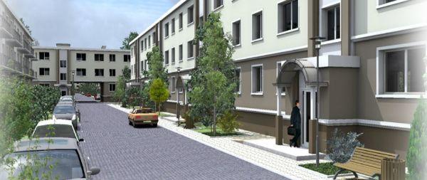 1-я Фотография ЖК «Рижский квартал»