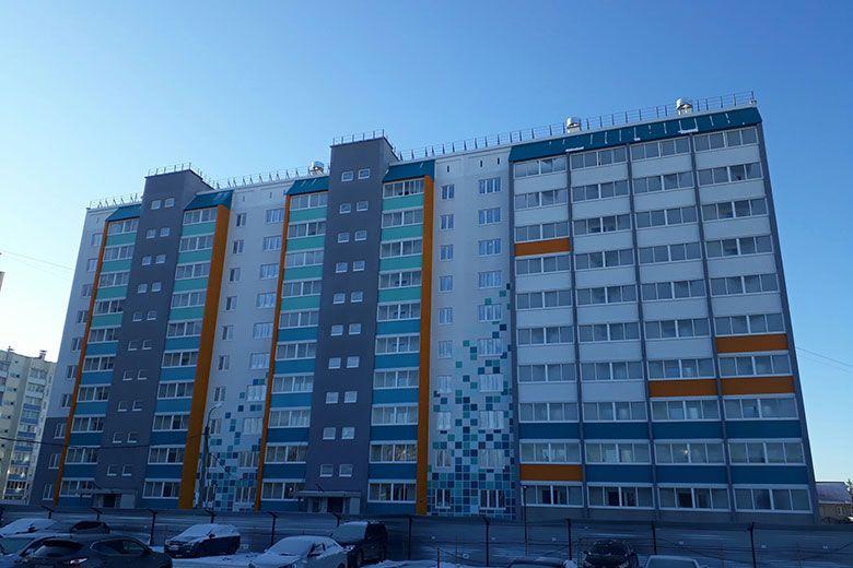 фото ЖК по ул. Бажова