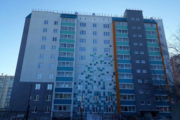 8-я Фотография ЖК «по ул. Бажова»