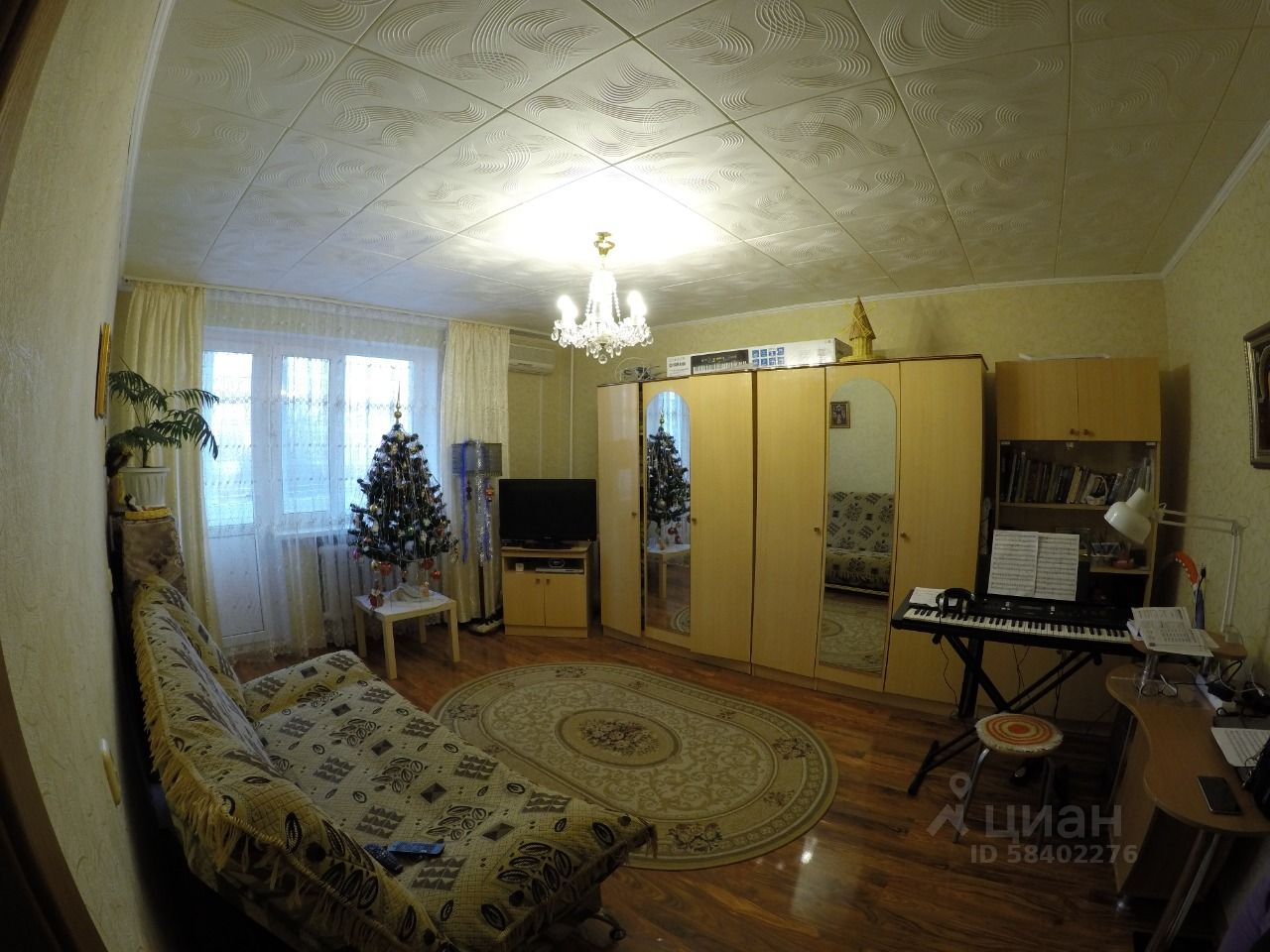 Продаю однокомнатную квартиру 37.7м² ул. Ленина, 163, Анапа, Краснодарский край - база ЦИАН, объявление 240932405