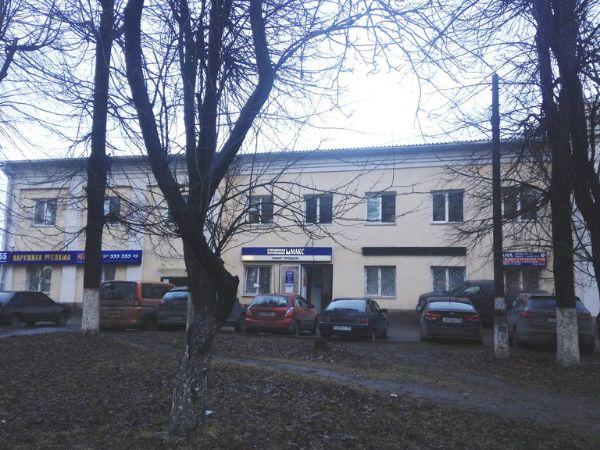 Офисно-складской комплекс на ул. Большая Серпуховская, 55