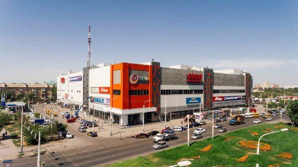 Торгово-развлекательный центр Ярмарка