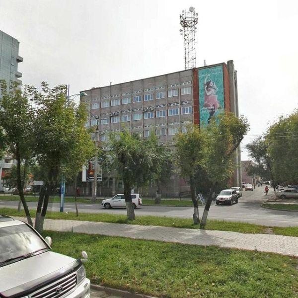 Торгово-офисный комплекс Элегант