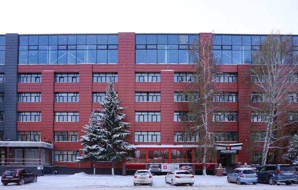 Бизнес-центр на Социалистическом проспекте, 109