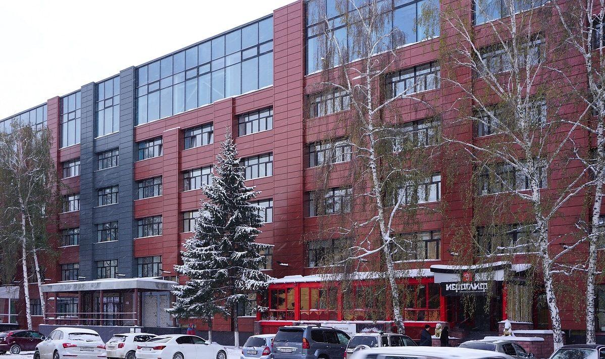 Бизнес Центр на Социалистическом проспекте, 109