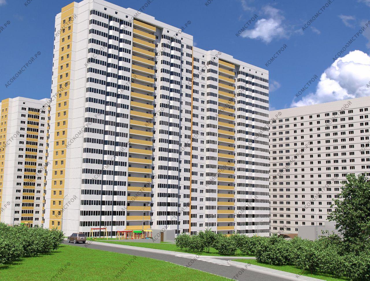 купить квартиру в ЖК Микрорайон 9а