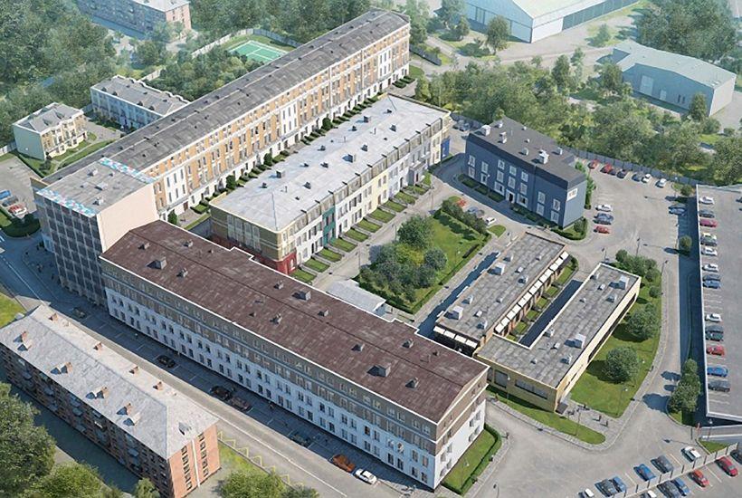 фото ЖК Narva Loft (Нарва Лофт)