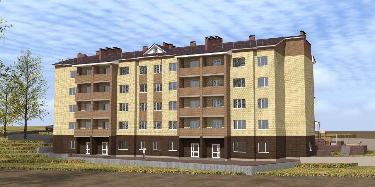 жилой комплекс По ул. им. Аккочкарова