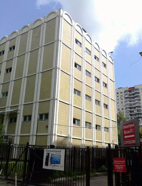 Административное здание на ул. 9-я Парковая, 31