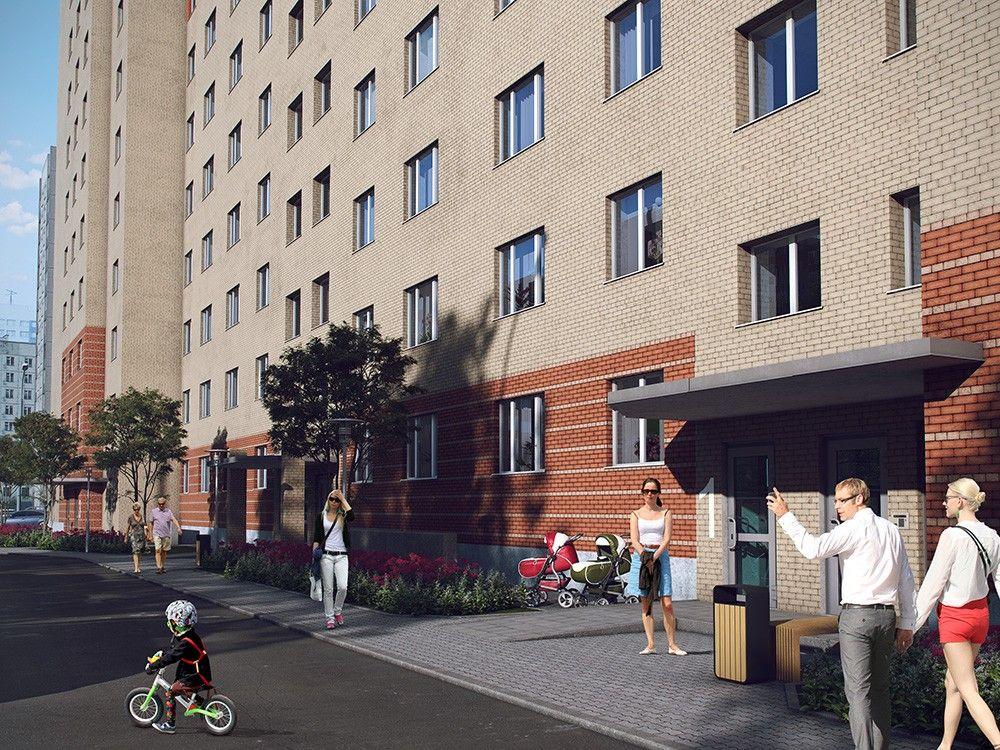 купить квартиру в ЖК Зеленый квартал 2
