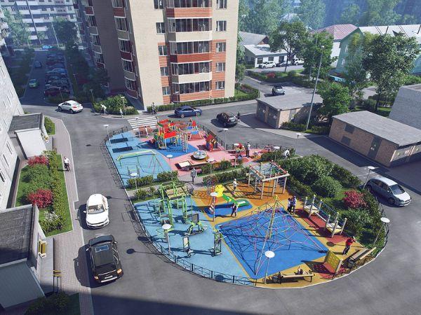 5-я Фотография ЖК «Зеленый квартал 2»