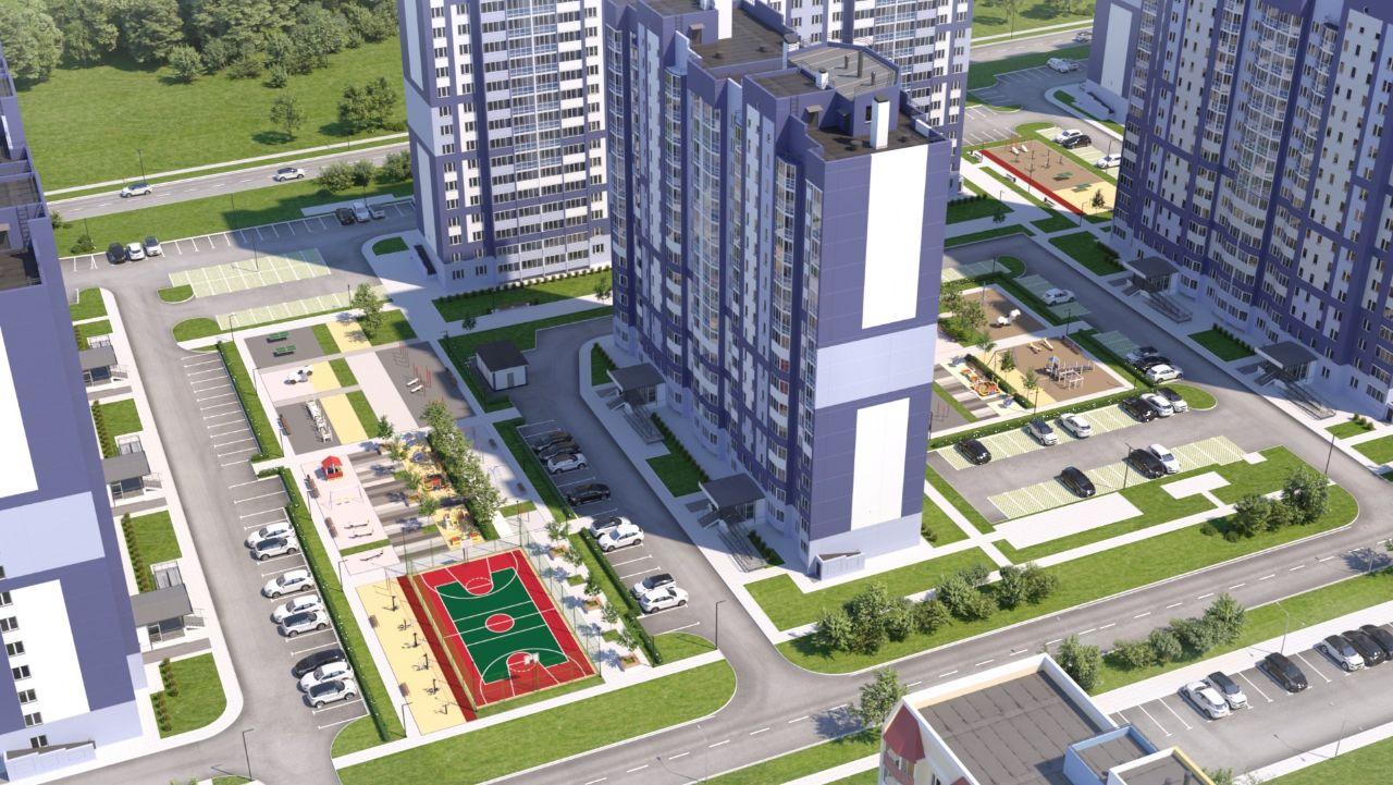 купить квартиру в ЖК Мкрн Зареченский