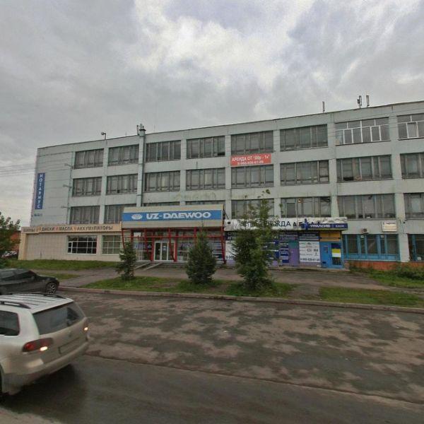 Офисно-производственный комплекс на ул. Космическая, 16А