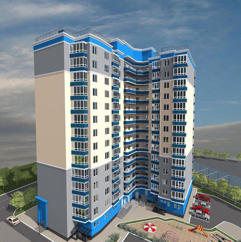 жилой комплекс На Астраханской