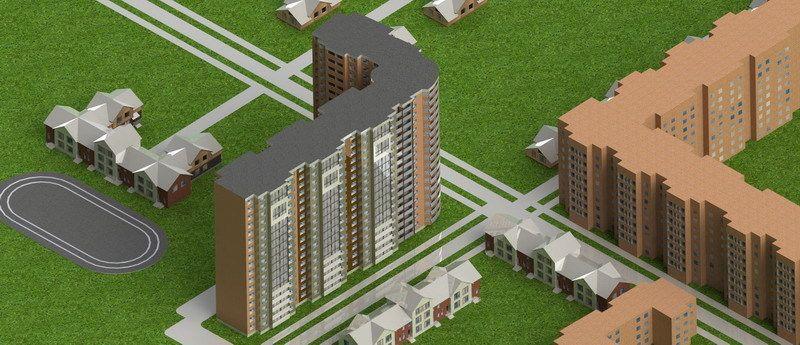 жилой комплекс Триумф