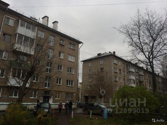 Продается однокомнатная квартира за 1 030 000 рублей. Пермский край, г Краснокамск, Комсомольский пр-кт, д 12.