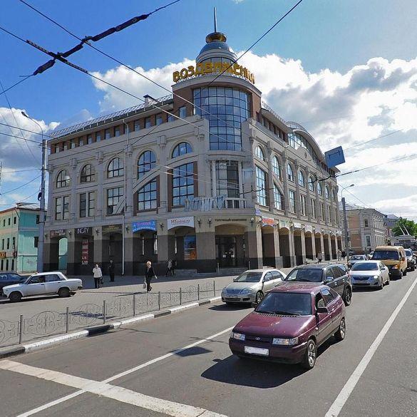 Торгово-офисный комплекс Воздвиженка