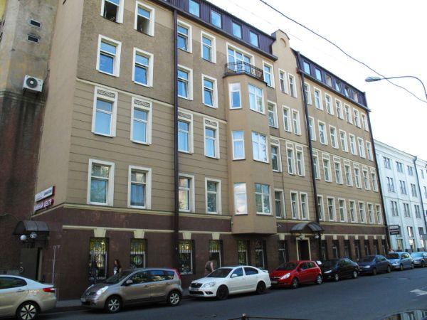 Бизнес-центр Белоостровский
