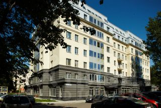 Коммерческая недвижимость в санкт петербурге калининский район помещение для фирмы Солянка улица