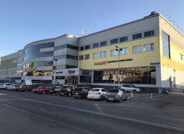 Бизнес-центр Бахадир