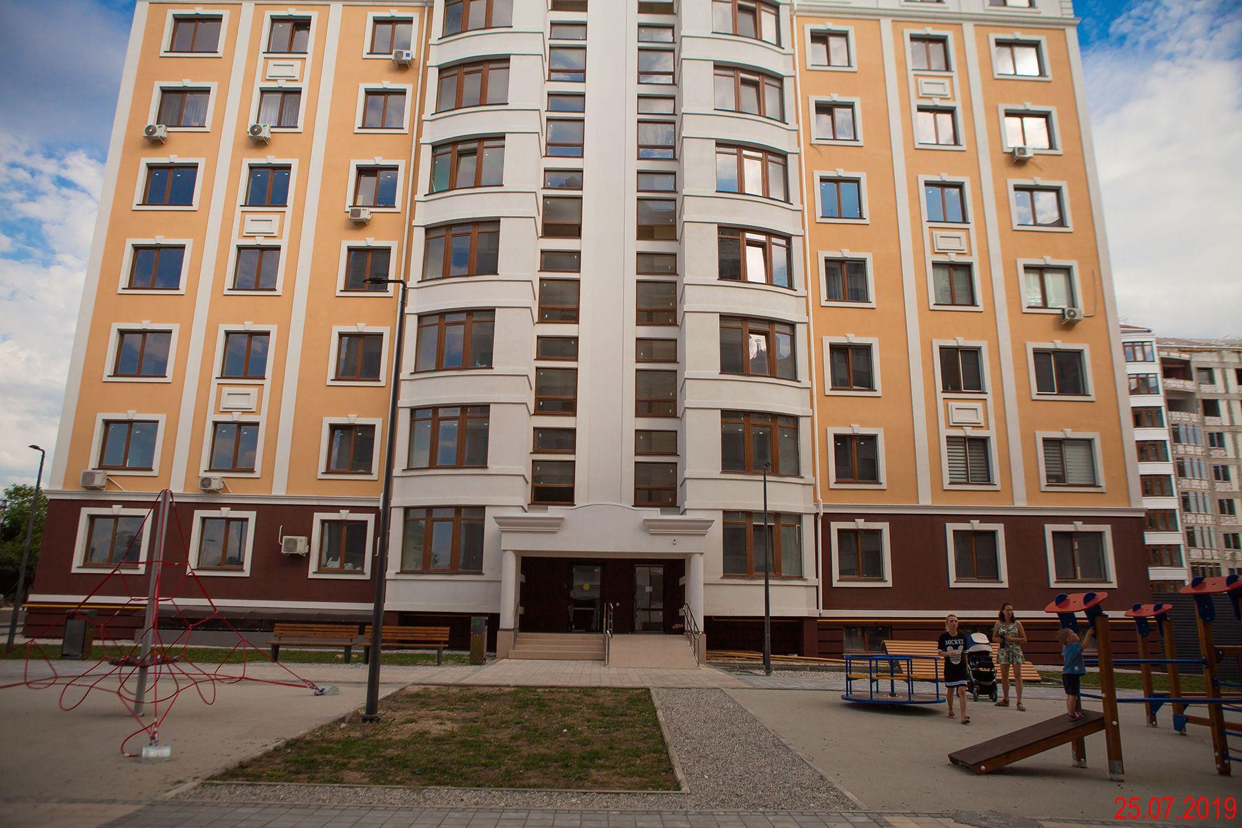 купить квартиру в ЖК Таврический