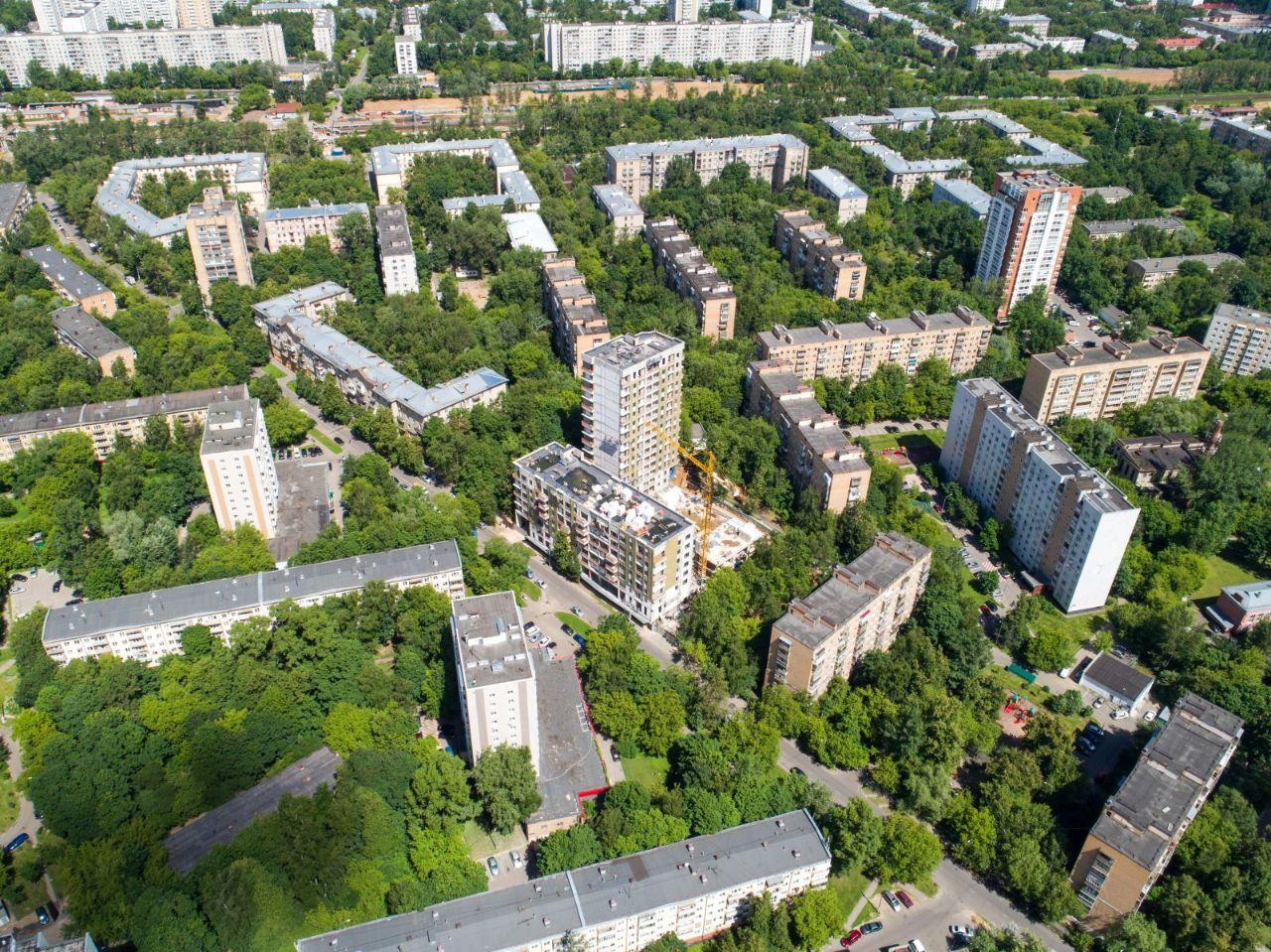 жилой комплекс Level Кутузовский (Левел Кутузовский)