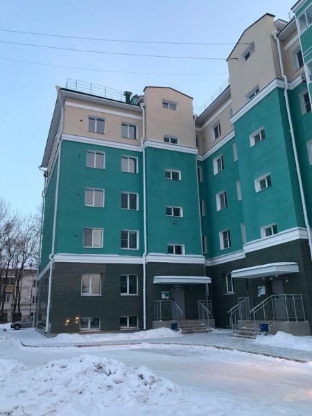 1-я Фотография ЖК «по ул. Шолом-Алейхема, 26А»