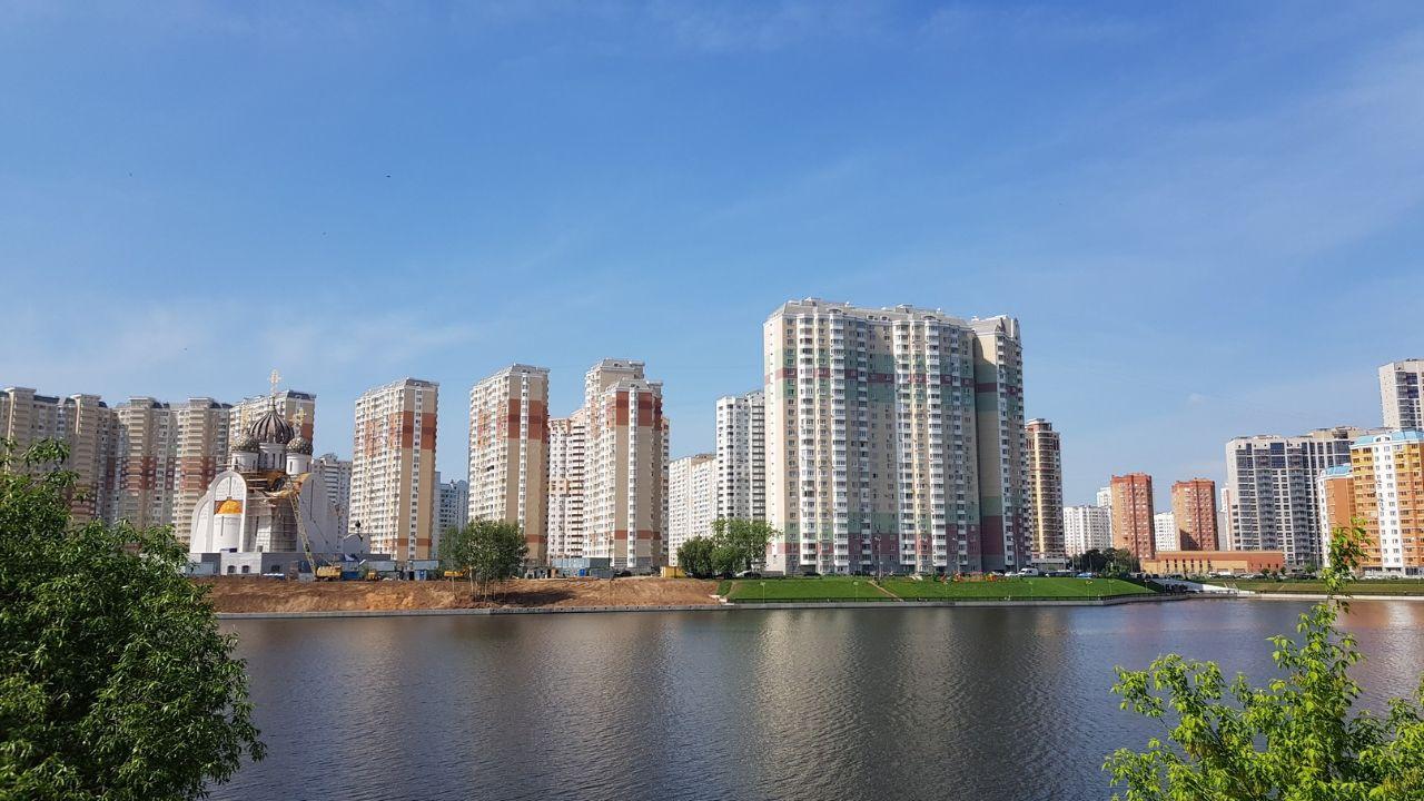 купить квартиру в ЖК Павшинская пойма мкрн. 4