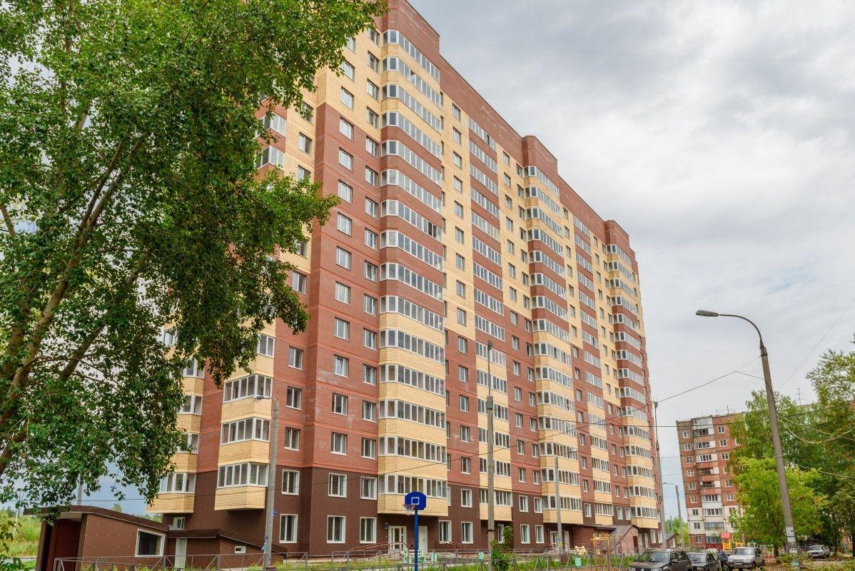 жилой комплекс по ул. Светлогорская