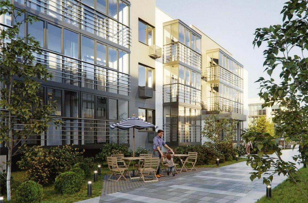 купить квартиру в ЖК Александровский сад