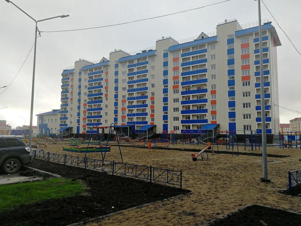 """жилой комплекс квартал """"Ямальский"""""""