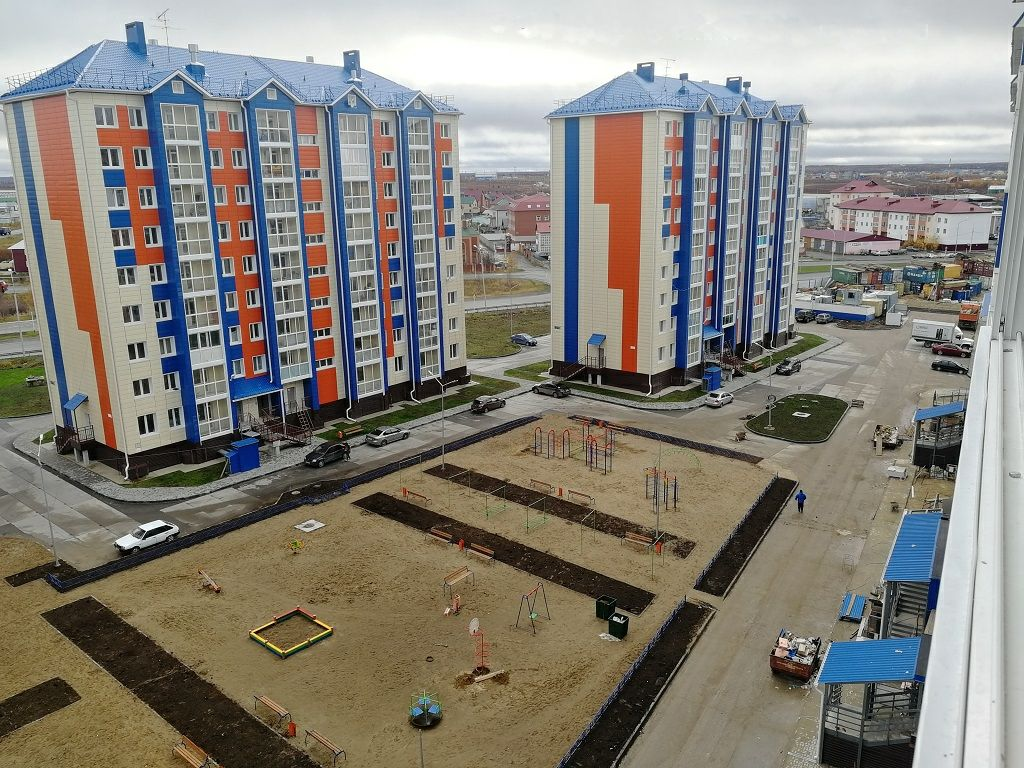 "продажа квартир квартал ""Ямальский"""