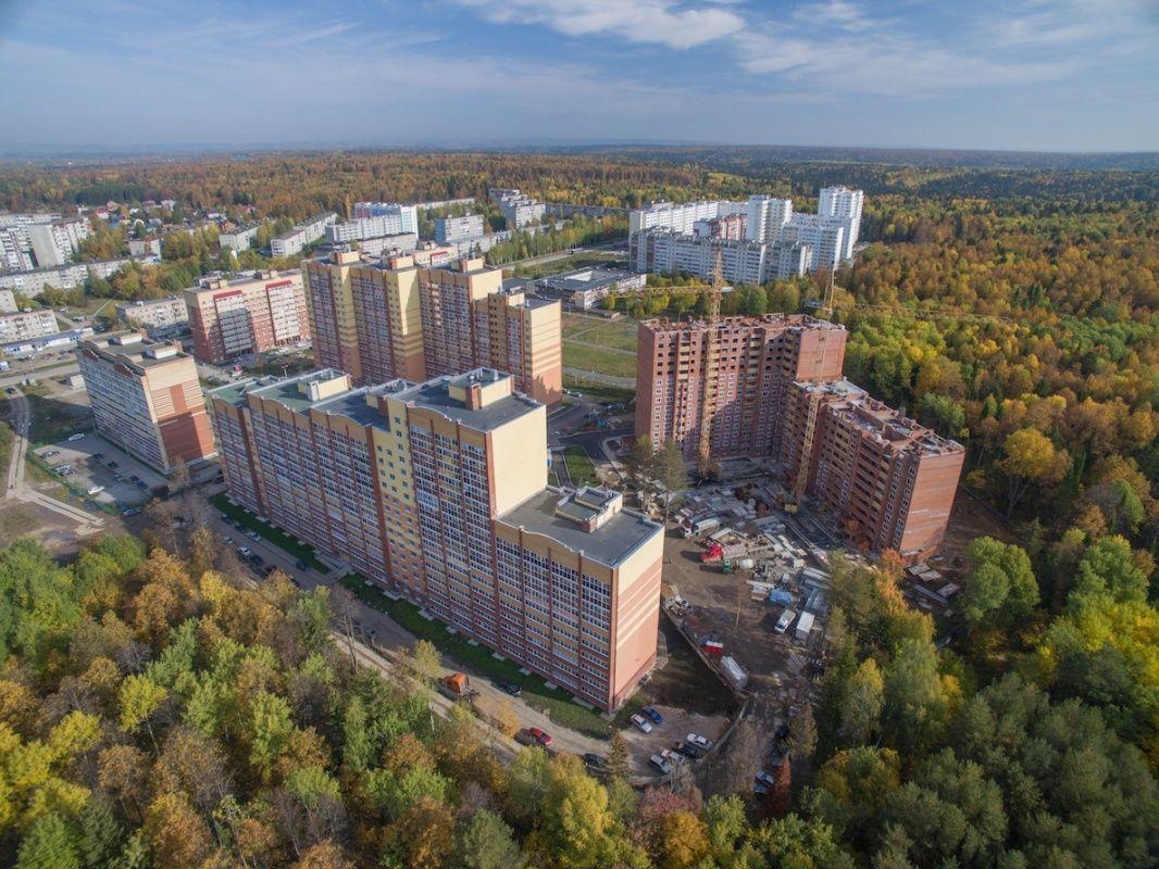 ЖК Черняховский квартал