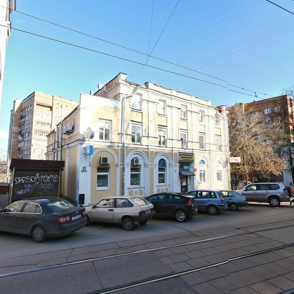 Аренда офисных помещений Добролюбова улица снять место под офис Производственная улица