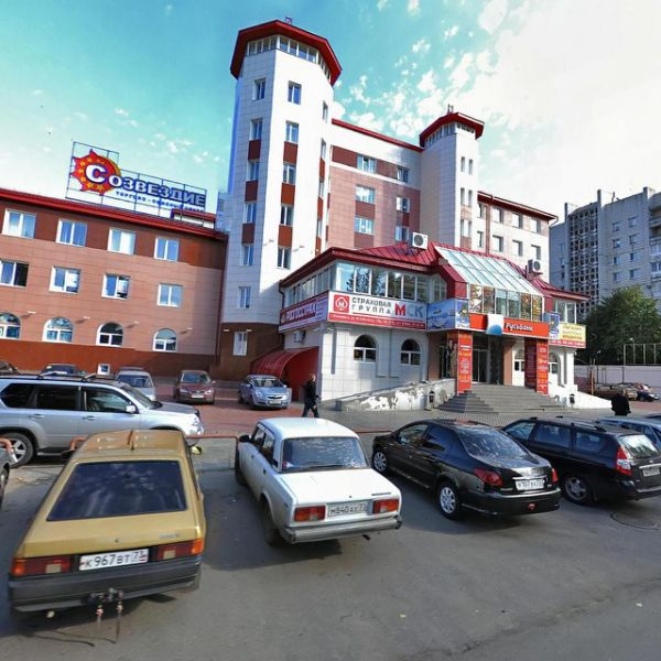 Торгово-офисный комплекс Созвездие