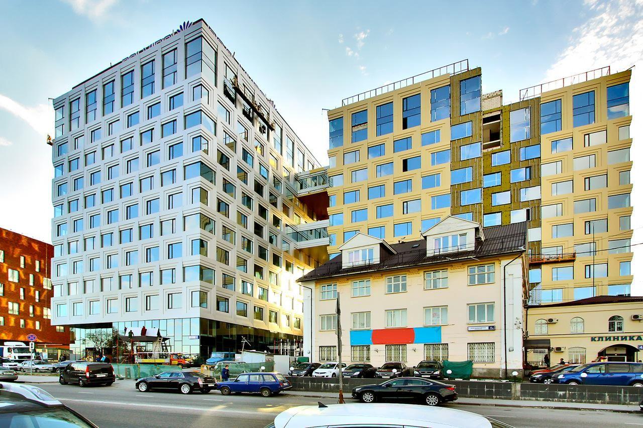 Бизнес Центр Danilov Plaza (Данилов Плаза)