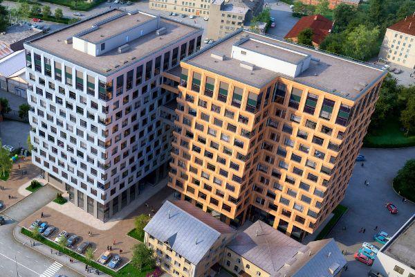 Офисно-гостиничный комплекс Danilov Plaza (Данилов Плаза)