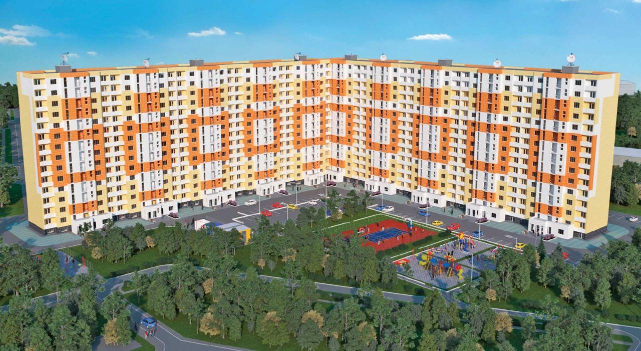 купить квартиру в ЖК Бульвар Гусева 56