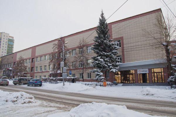 Офисное здание на ул. Добролюбова, 16