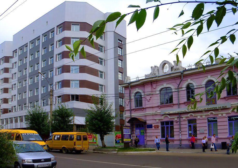 продажа помещений в БЦ на ул. Бутина, 28