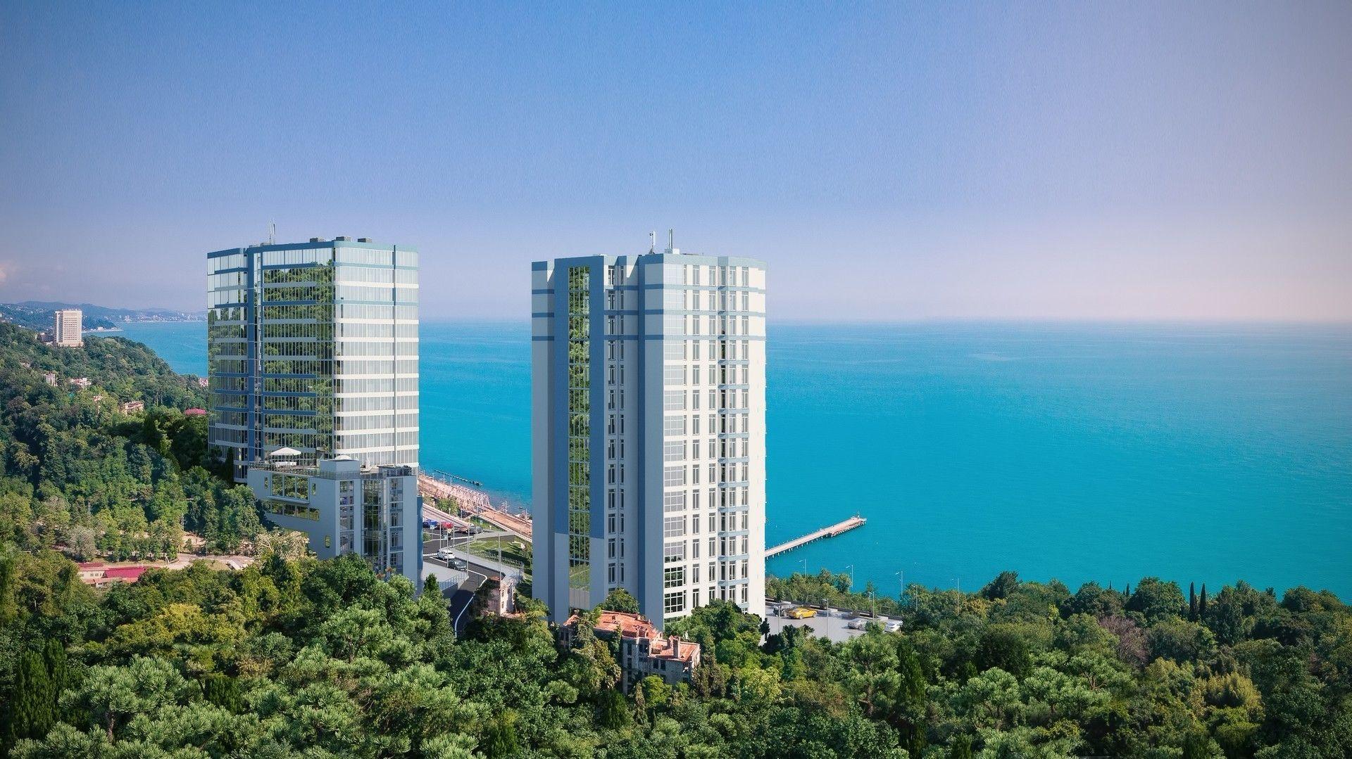 купить квартиру в ЖК Южное море
