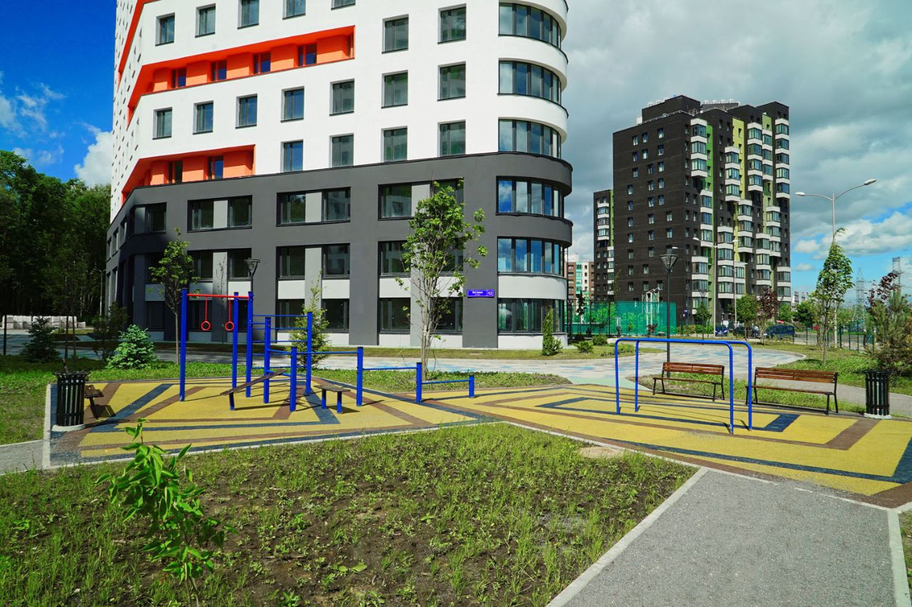 купить квартиру в ЖК Wellton Park Новая Сходня