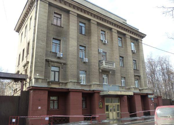 Офисное здание во 2-м Донском проезде, 4с1
