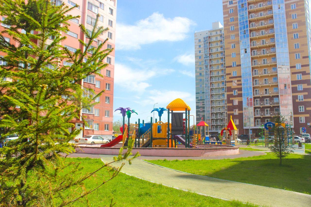 жилой комплекс КрымSKY (Крымский)