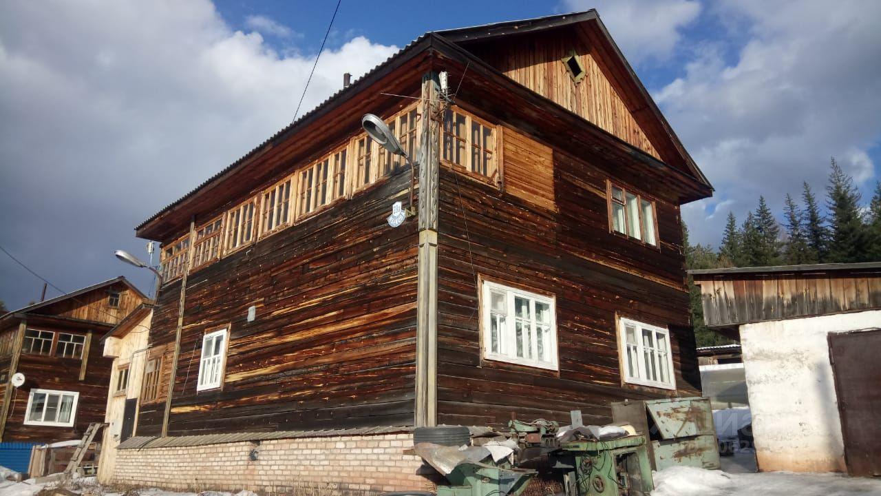 Купить дом 180м² Иркутская область, Усть-Кут, Старая РЭБ микрорайон - база ЦИАН, объявление 229198878