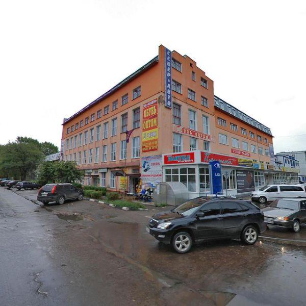 Торгово-офисный комплекс на ул. Карла Маркса, 14к1