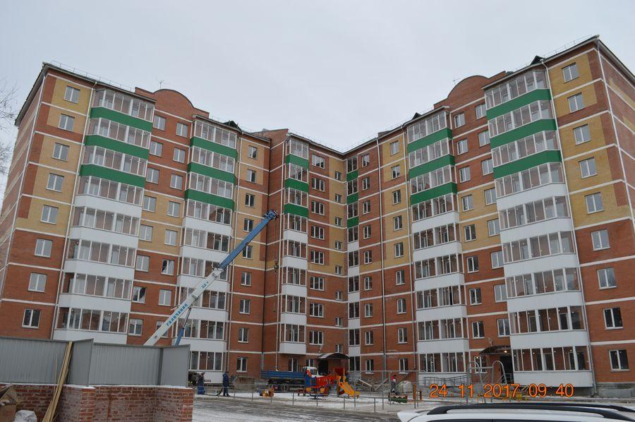 ЖК по ул. Дзержинского, 187